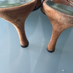 Donald J. Pliner Shoes - Donald j pliner  Shows size 10 brown
